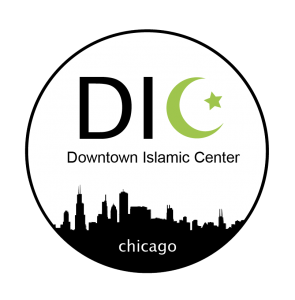 DIC logo white chicago straight